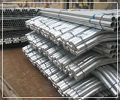 Galvanized Steel Fence Posts for Welded Fencing Panels