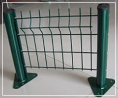 Posts for Vinyl Coated Temporary Fences