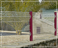 welded Protecting Fence