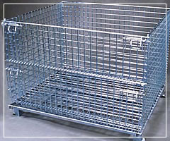 Welded Wire Cages