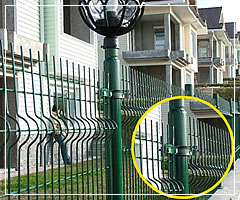 welded wire fencing